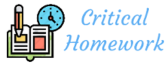 Critical Homework Logo
